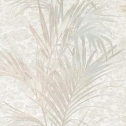 Tapet superlavabil cu frunze de palmier
