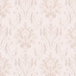 Tapet vinilic clasic cu model de damasc floral