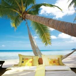 Fototapet peisaj exotic Relax