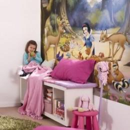 Fototapet copii Disney Alba ca zapada