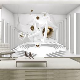Fototapet - Geometrical Corridor