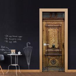 Fototapet pentru ușă - Medieval Entrance