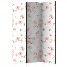 Paravan - Fresh Magnolias [Room Dividers]