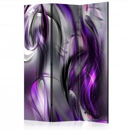 Paravan - Purple Swirls [Room Dividers]