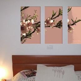 "Poster triptic ""Amintiri parfumate"""