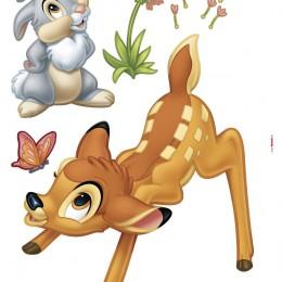 Sticker de perete pentru copii Bambi