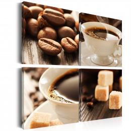 Tablou Cafea cu zahar
