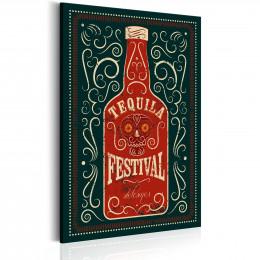 Tablou canvas Tequila Festival