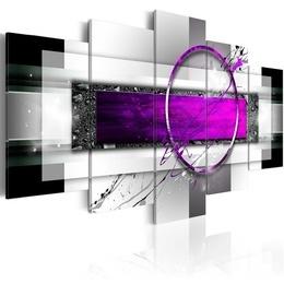 Tablou - Purple Rim