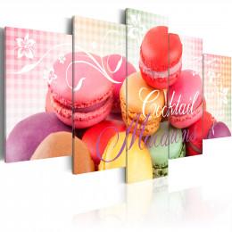 Tablou - Sweet macarons