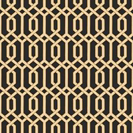 Tapet superlavabil baroc geometric