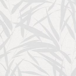 Tapet vinil cu frunze lungi grafice
