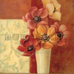 Tablou Vas cu flori inramat
