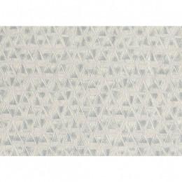 Tapet superlavabil uni cu triunghiuri texturate