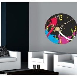 Ceas de perete Time Painter