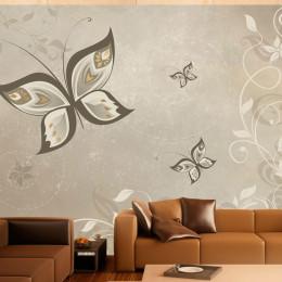 Fototapet - Butterfly wings