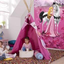 Fototapet copii Frumoasa din padurea adormita