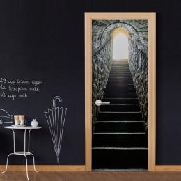 Fototapet pentru ușă - Secret Passage