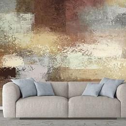 Fototapet Pictura abstracta in culori naturale