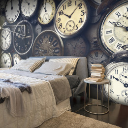 Fototapet vintage Cronometre