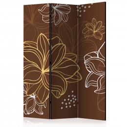 Paravan - Autumnal flora [Room Dividers]