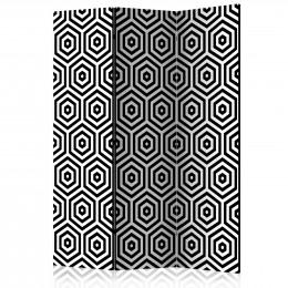 Paravan - Black and White Hypnosis [Room Dividers]