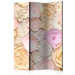 Paravan - Flower Bouquet [Room Dividers]