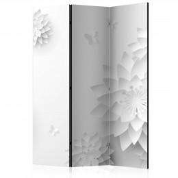 Paravan - Oriental Flowers [Room Dividers]
