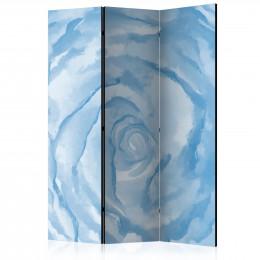 Paravan - rose (blue) [Room Dividers]