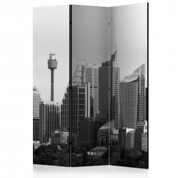 Paravan - Skyscrapers in Sydney [Room Dividers]