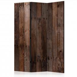 Paravan - Wooden Hut [Room Dividers]