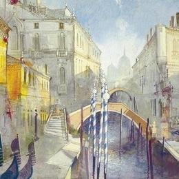 """Poster de arta """"Venetia II"""""""