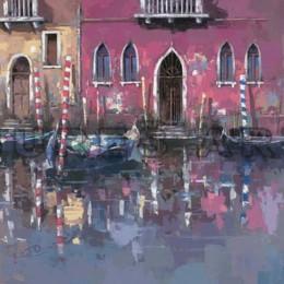 Poster Detaliu venetian