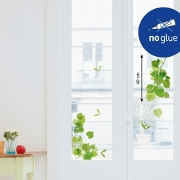 Sticker de geam ' Frunze verzi''