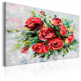 Tablou canvas Florile iubirii