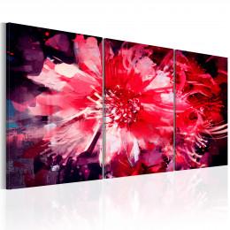 Tablou - Crimson Flowers