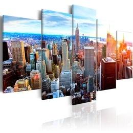 Tablou - New York Sunrise