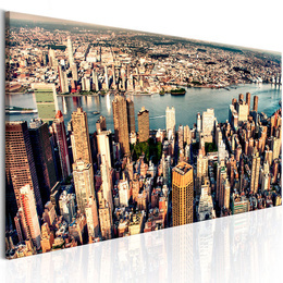 Tablou - Panorama of New York