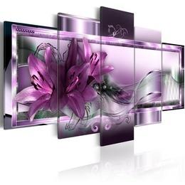 Tablou - Purple Lilies