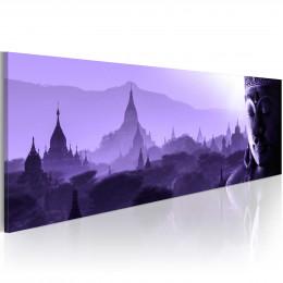 Tablou - Purple Zen
