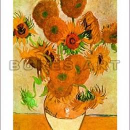 Tablou Van Gogh Floarea soarelui, inramat