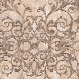 Tapet superlavabil cu ornament baroc stilizat