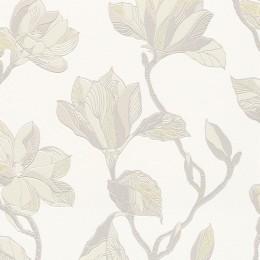 Tapet superlavabil Flori de magnolii