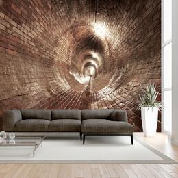 Fototapet - Underground Corridor