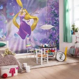 Fototapet copii Rapunzel