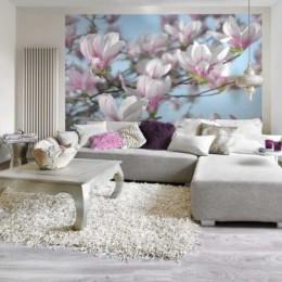 Fototapet flori Magnolia