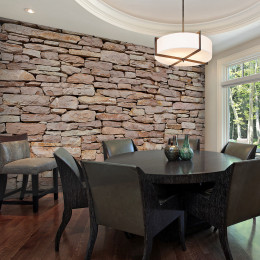 Fototapet - Natural stone wall