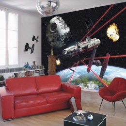 Fototapet Star Wars Millennium Falcon