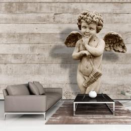 Fototapet vintage Inger sculptat