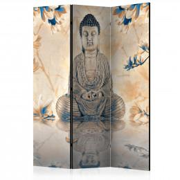 Paravan - Buddha of Prosperity [Room Dividers]